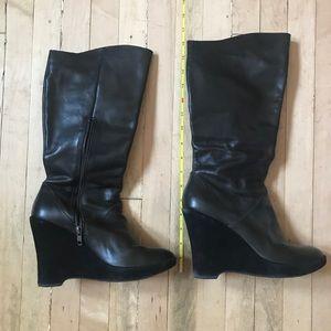 Kork-ease wedge boots